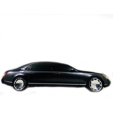 2004 Maybach 62 LWB Partitioned Sedan w/ Studio Audio Sedan Small Used Cars
