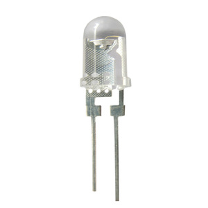 High power 0.5W 5mm 465nm super bright blue dip led diode with RoHS Compliant 05W580BBC