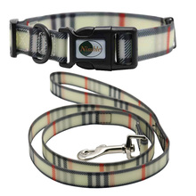 Design personalizado Leash Dog Collar Em TPU