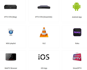 Wholesale Iptv Providers, Suppliers & Manufacturers - Alibaba