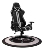 Cool gaming chair floor mat Diameter 80~120 cm round e-sport gaming floor mat protect your floor from chair wheels scratch