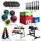 Atacado Best Selling Fitness Home Gym Equipment