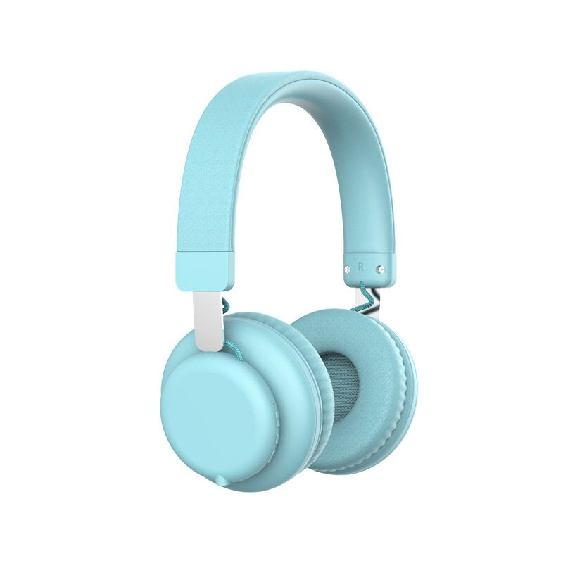 BH2 Wireless Blue tooth music stereo headset cute mp3 sports player earbuds headphones for girls