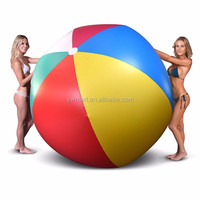 Wholesale Giant PVC Inflatable Beach Ball
