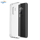 Newest For Samsung Galaxy S9 Clear Case,Transparent Protective Cover Premium Flexible Soft TPU case S9 plus