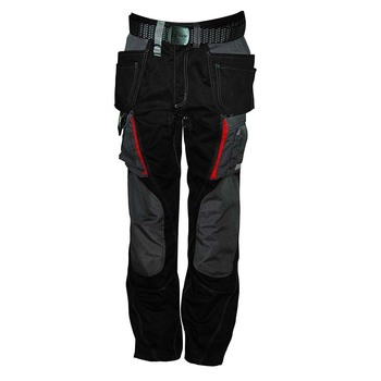 Men Cheap Multipocket hard work wear pants with knee pad