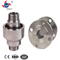 Stainless steel rotating joint/swivel joint with high pressure and low speed