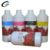 Water Based Textile brilliant color textile Ink For DX5 DX7 Print Head Digital Printing Ink
