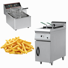 Commercial electric deep fryer factory professional on electric fryer
