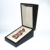Accept Custom Order  Luxury Black Piano Finished Perfume Wooden Box