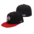 bulk custom stretch fitted hats/customize plain snapback hat