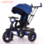 tricycle for babys light / kids cycle model / kids folding deluxe manned tricycle