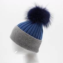 Nieuwe Trend Angora Wol Baby Muts Baby <span class=keywords><strong>Winter</strong></span> Pom Pom <span class=keywords><strong>Hoed</strong></span> Jongen <span class=keywords><strong>Winter</strong></span> Hoeden