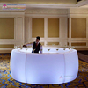 glow led mobile bar / led bar counter / portable bar counter