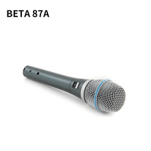Top 5A 1:1 qualität Beta 87A Beta87 Beta 87 Super Vocal Kondensator Mikrofon für Live-sound