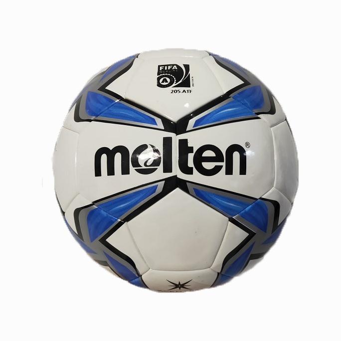 Pelotas de fútbol n° 5 fundido inflable logotipo personalizado formación térmica de pelota de fútbol