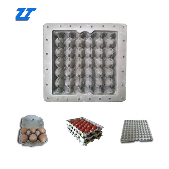 30 holes <strong>chicken</strong> egg tray molds/egg rack mold making