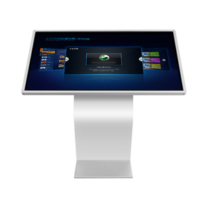 library Indoor Information Checking Sensitive Multi Digital Android Touch Screen Kiosk