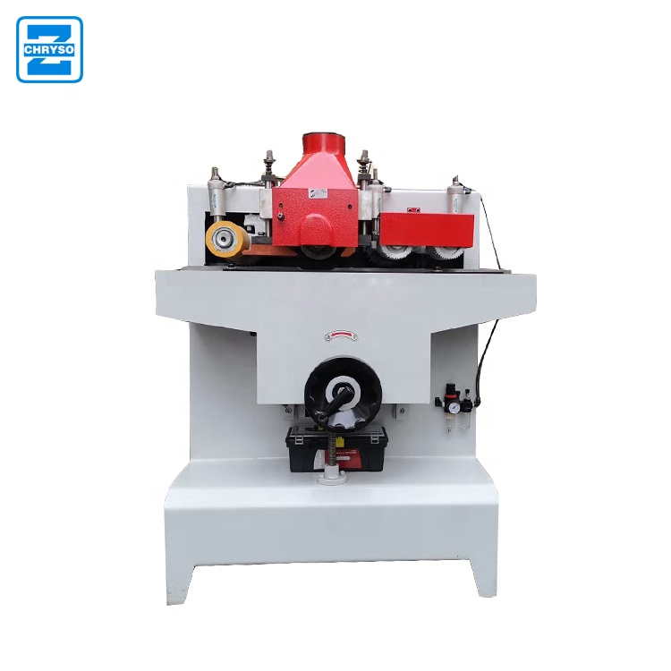 Wood crowns profile moulding making machine with high quality