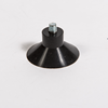 custom different size high quality silicone rubber suction cup with screw