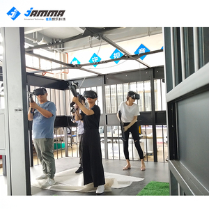 vr experience shooting games 9d game multiplayer vr machine vr escape room for sale