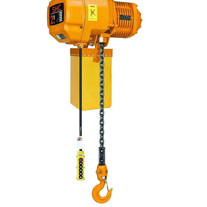 Electric chain hoist hire high pressure injection pump