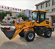 ZL918 front end loader farm tractor grab loader