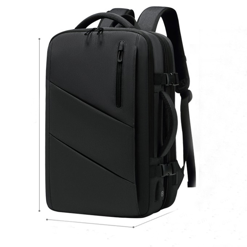 रीसायकल RPET कपड़े बैग बड़ी क्षमता बैग पर ले जाने के साथ, airflight केबिन के लिए लैपटॉप बैग पुरुषों यात्रा बैग सामान