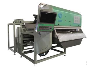 Brand Angelon PP HDPE PET Plastic Scrap Flakes Color Sorter Machine Plastic  Colour Sorting Machine