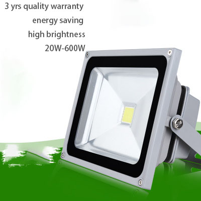 CE diecasting aluminum IP65 waterproof 300K 6000k white green light color 100W 150W 200W led Flood light