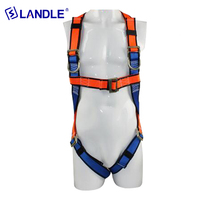outdoor safety harness fall protection seat belt