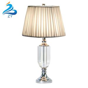K9 Crystal Modern Table Lamp Light