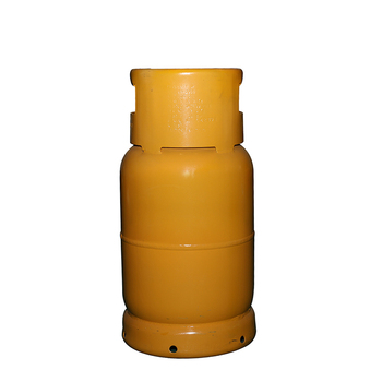Welded cooking gas tank 15kg 12 kg welded lpg steel cylinder
