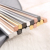 New best selling products stainless steel 304 Chinese Square Chopsticks