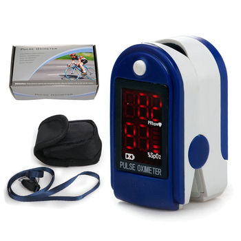 Ready to ship Real manufacturer CONTEC CE FDA CMS50DL fingertip pulse oximeter bulk pulse oximeter