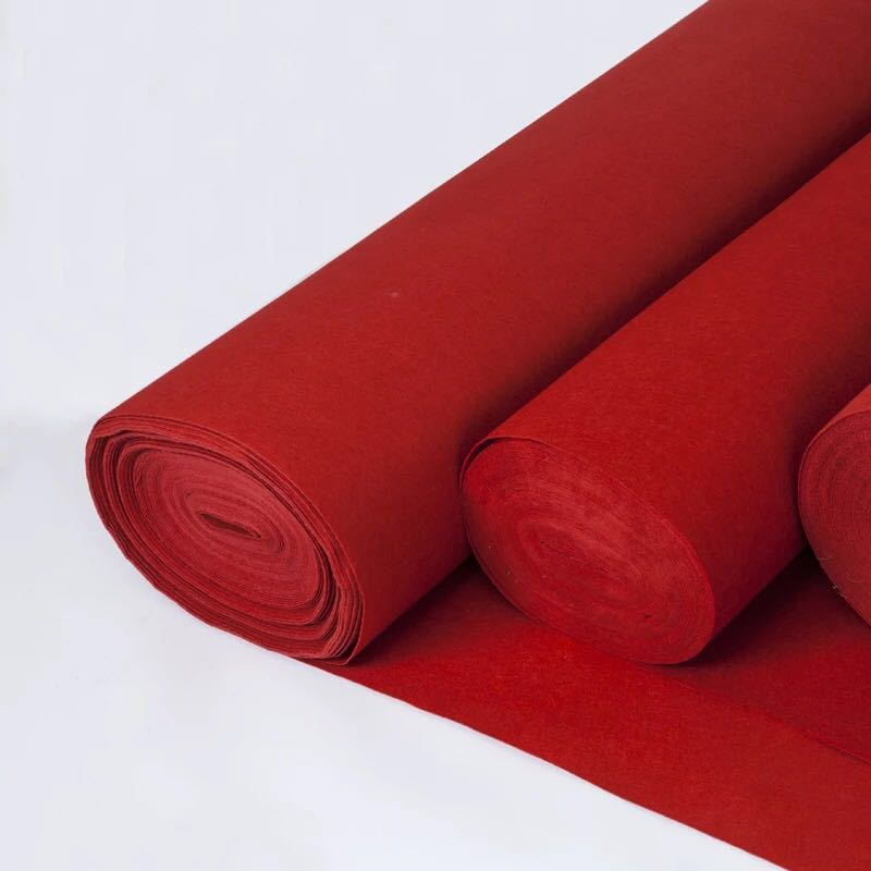 Factory price cheap party banquet use decoration red carpet <strong>wedding</strong>