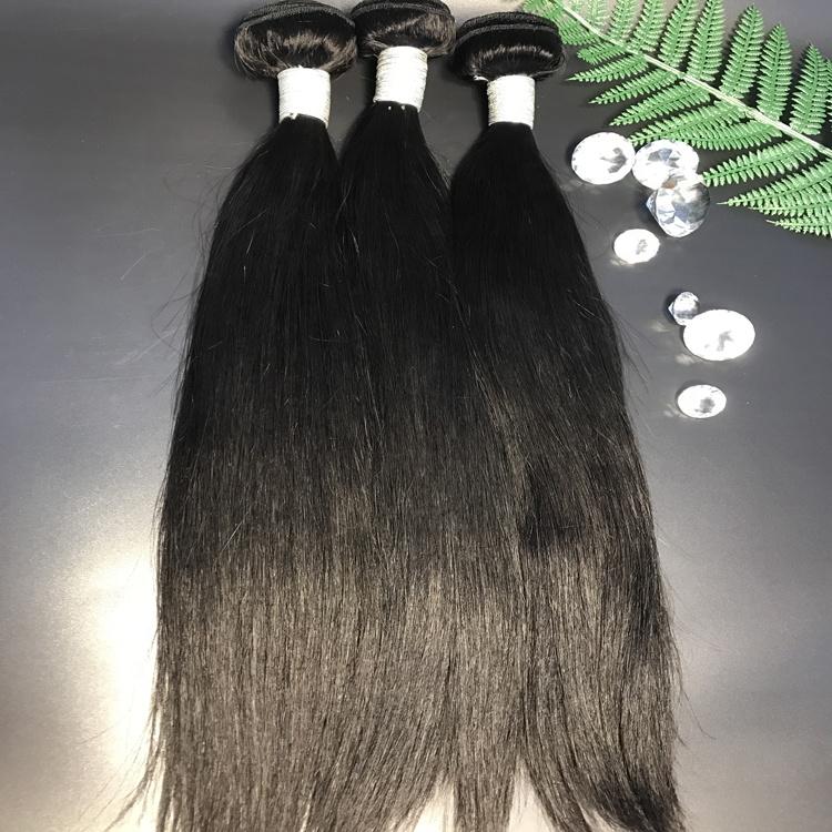 Afro Kinky virgin Malaysian straight hair,virgin remy hair 100 human hair weave,Cuticle aligned virgin human hair, Natural color