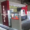 12*10 Feet shopping center Eyebrow Eyelash threading salon Display Kiosk