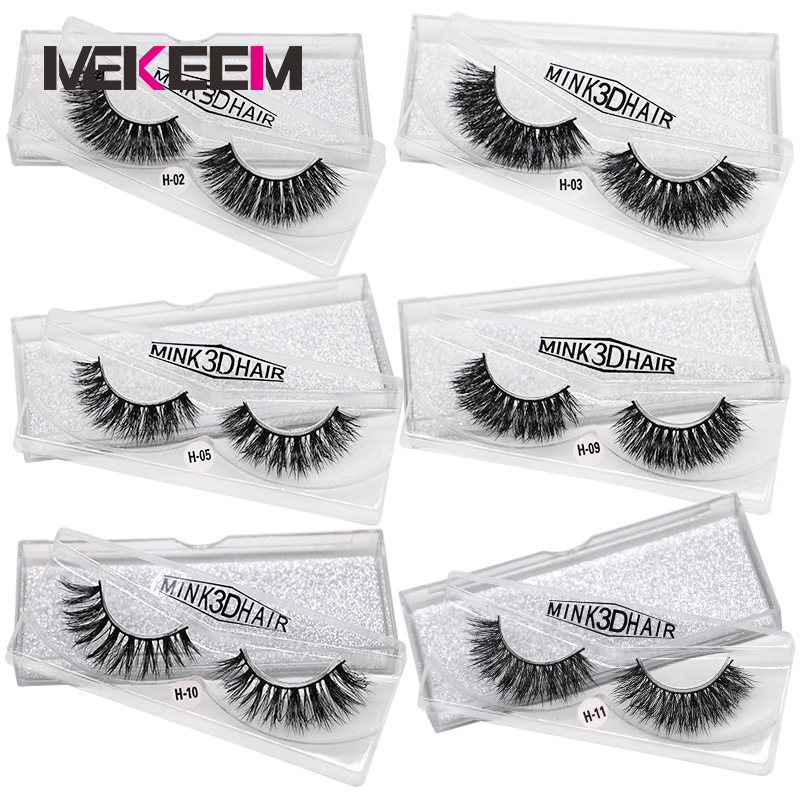 Alibaba.com / Wholesale  H-series 3D Lashes Real Mink Eyelashes Vendor