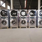 coin operated washing machine for laundry shop