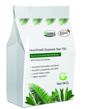 Factory Hot Selling Organic Certified Humic Acid Fertilizer Supreme Potassium Humate from leonardite