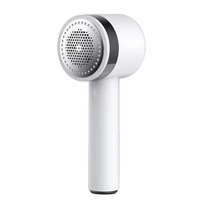 Original Xiaomi Portable Lint Remover, Hair Ball Trimmer 7000r/min Motor Trimmer ,charged by power bank(white)