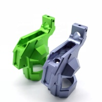 Custom Made Plastic CNC Machining Services Parts Fabrication