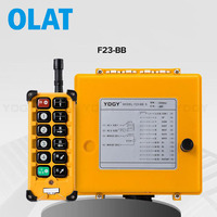 F23-BB Model transmitter & receiver Industrial Remote Controller for electric overhead crane