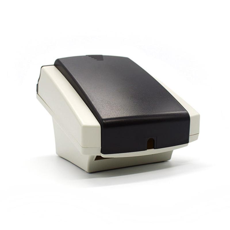 Small Wall-mounting Plastic Enclosure Box Case White HIGH QUALITY 41x41x15mm