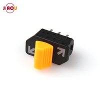 JIAOU OEM Acceptable Car Turn Indication Push Button Switch turn signal switch