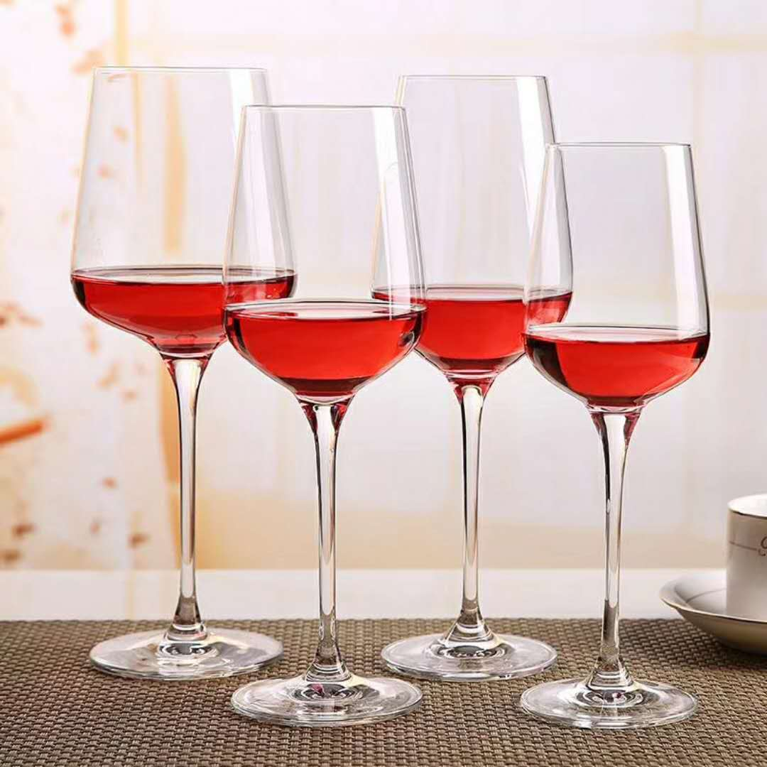 Lead Free Crystal Red Wine Gl Tail Margarita Gles Stemware Bulk Champagne Flutes Online Whole Cup
