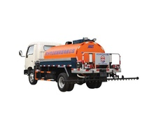 3 Ton tar road spruzzatore intelligente <span class=keywords><strong>camion</strong></span>