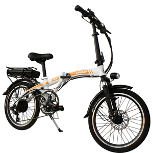 2019 New Product Green Power Lithium Battery Folding E Bike/folding Electric Bike kit/mini Bicycle/foldable Ebike 500W 16inch