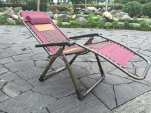 En plein air Fauteuil <span class=keywords><strong>Zéro</strong></span> <span class=keywords><strong>Gravité</strong></span>, Plage Patio Piscine Jardin <span class=keywords><strong>Chaise</strong></span> Pliante Inclinable Salon